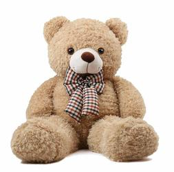 Giant Teddy Bear 32in Soft Cotton Plush Cute Big Huge Large
