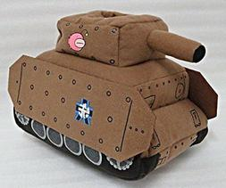 Girls und Panzer tank BIG Plush Stuffed toy Doll FURYU from