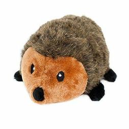 ZippyPaws 12-Inch Hedgehog Squeaky Plush Dog Toy, X-Large
