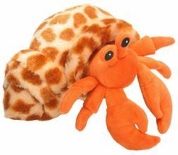 Wild Republic Hermit Crab Plush, Stuffed Animal, Plush Toy,