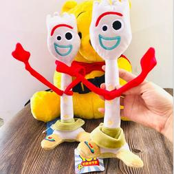 High quality 15cm 26cm <font><b>Toy</b></font> Story 4 Forky