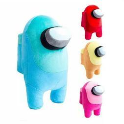 HOT Among Us Plush Soft Stuffed Toy Doll Game Figure Plushie