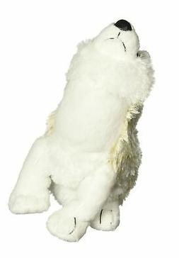 """Wishpets 7"""" Howling Coyote Plush Toy"""