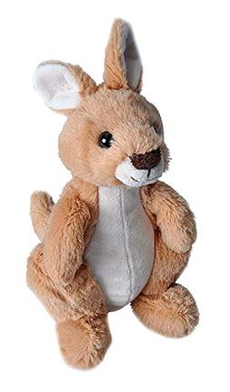 Wild Republic Kangaroo Plush, Stuffed Animal, Plush Toy, Gif