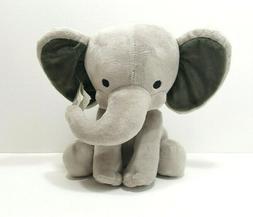 humphrey 8 5 gray elephant stuffed animal