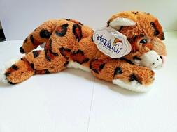 Wishpets Jaguar Cub NWT Spotted Cat Jaggy 2006 Toy Plush Ani