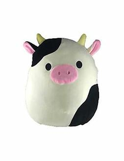 Kellytoys Squishmallow 8'' Conner The Cow Super Soft Plush T