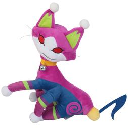 Kingdom Hearts Necho Cat Plush Doll Figure Plushie Toy 5 inc