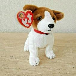 """TY KIPPY PUPPY DOG BEANIE BABY BBOM SEPTEMBER 2003 MWMTS 8"""""""