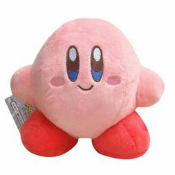 Kirby Star Plush Toy Figure Stuffed Animal Doll 5inch Xmas H