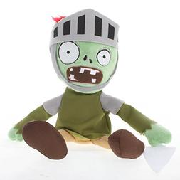 knight zombie soft plush doll