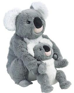 "KOALA BEARS IKEA SOTAST 14"" & 9-3/4"" STUFFED ANIMALS TOY PLU"