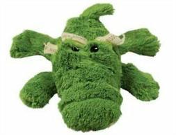 KONGA Plush Ali The Aligator Squeaker Dog Toy