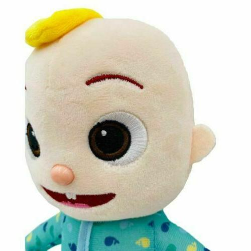 10'' Cocomelon JJ Toy Doll Kids Birthday Gift