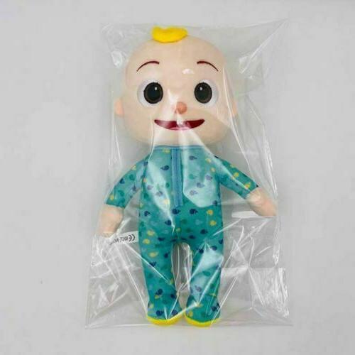 10'' Cocomelon JJ Doll Educational Kids Gift