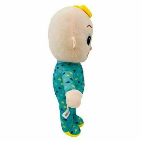 10'' Toy Stuffed Doll Educational Kids Gift