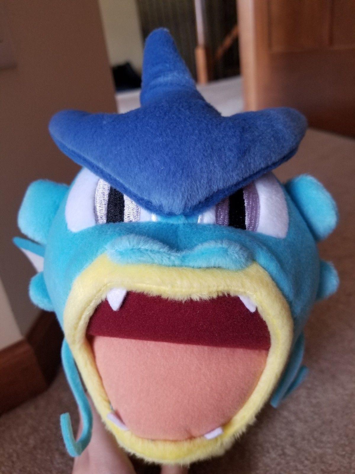 "12""/30cm Banpresto Pokémon Gyarados Plush Toy Japan Gift- U"