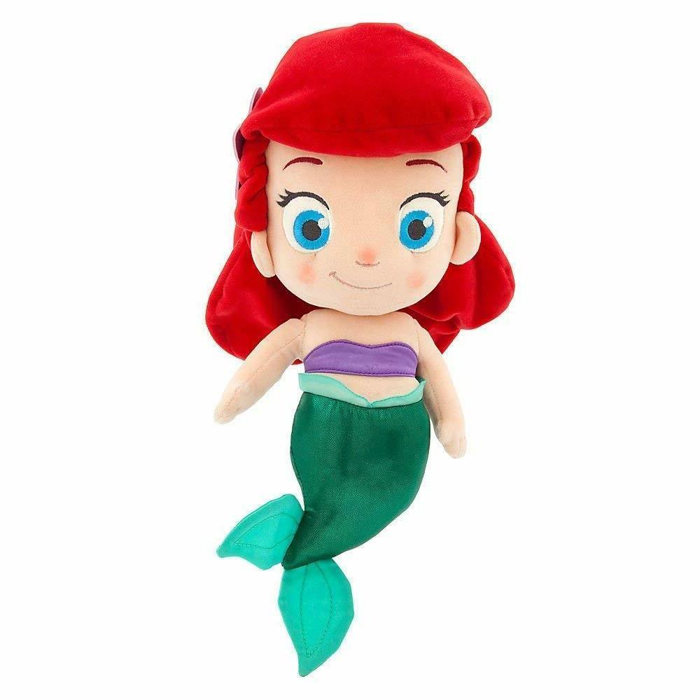 12 tall mermaid ariel toddler doll cute