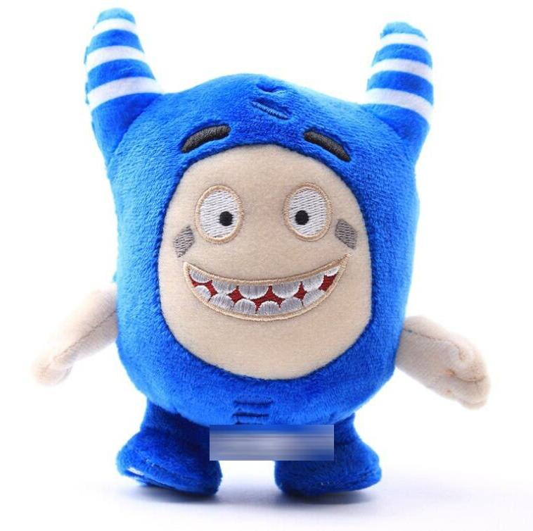 18cm 2020 Cartoon Fuse Odd ZEE Animals <font><b>Plush</b></font> Stuffed <font><b>Toys</b></font>