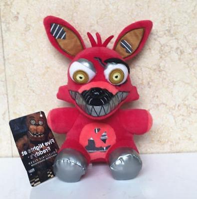 2017 fnaf foxy plush toy fun funko