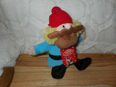2017 RUDOLPH THE NOSED PLUSH DOLL MISFIT TOYS NEW