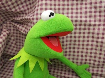 2018 hot Eden Full Body Kermit the Stuffed Toy Xmas