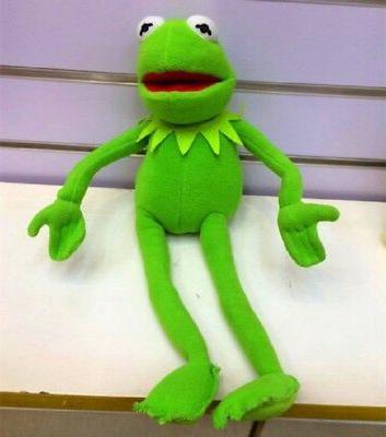 Body the Frog Stuffed Plush Xmas Gift New