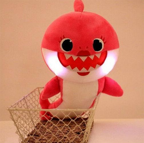 2019 Baby LED Singing Plush Music Doll English Gift