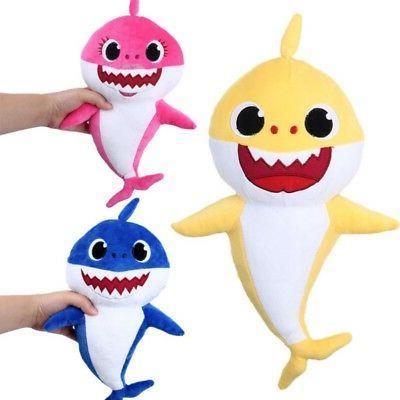 2019 Singing Plush Toys Doll English Toy Gift