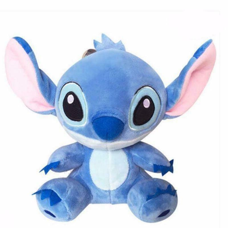 20CM Lilo and Stitch Plush Toy Soft Touch Stuffed Doll Figur
