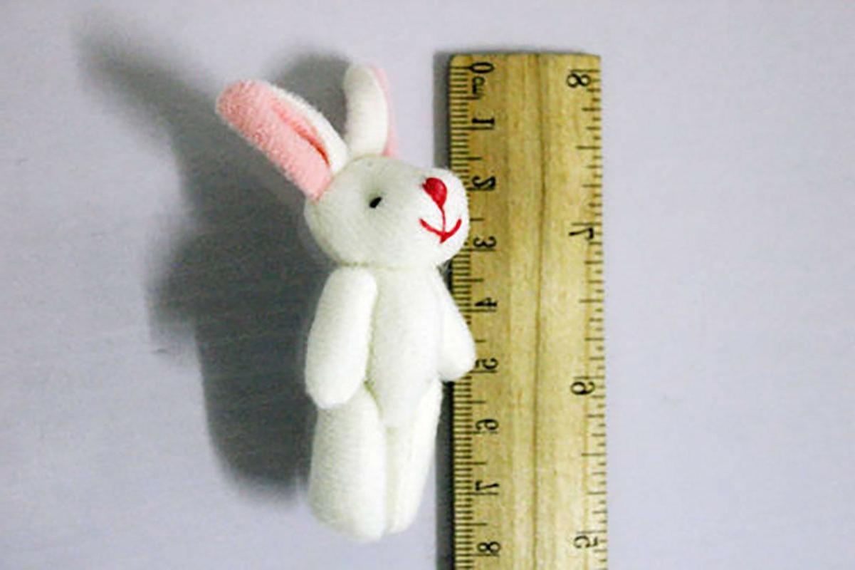 20pcs Bulk Bunny Plush Stuffed