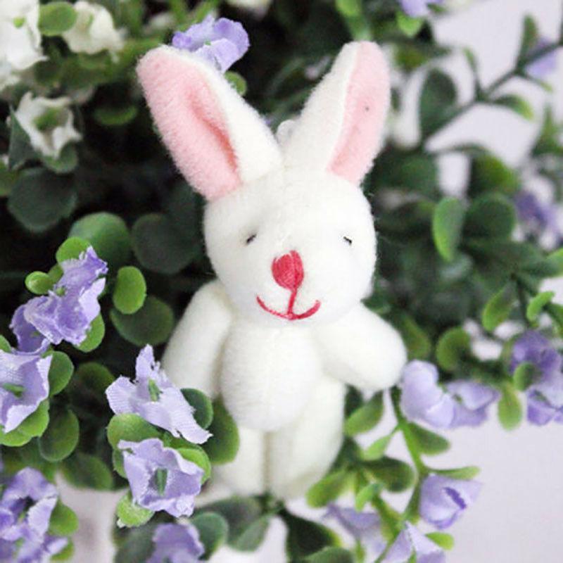 20pcs Bulk Mini Rabbit Bunny Toy