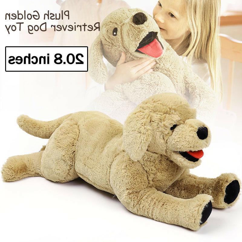 Plush Dog Stuffed Animals Labrador Retriever Puppy Doll Pill