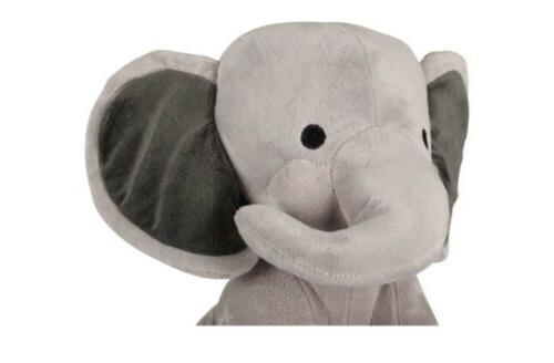 Bedtime Originals 230043E Choo Plush Kids Toy - Gray