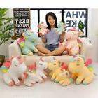 25-55cm Plush Unicorn Stuffed Animal Dolls Pillow Cushion Ba