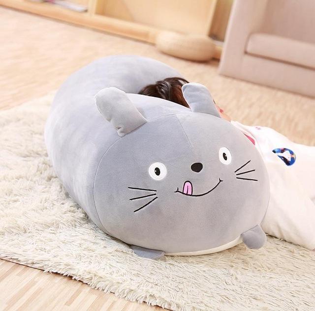 Pillow Dog <font><b>Cat</b></font> Pig Stuffed Lovely Gift