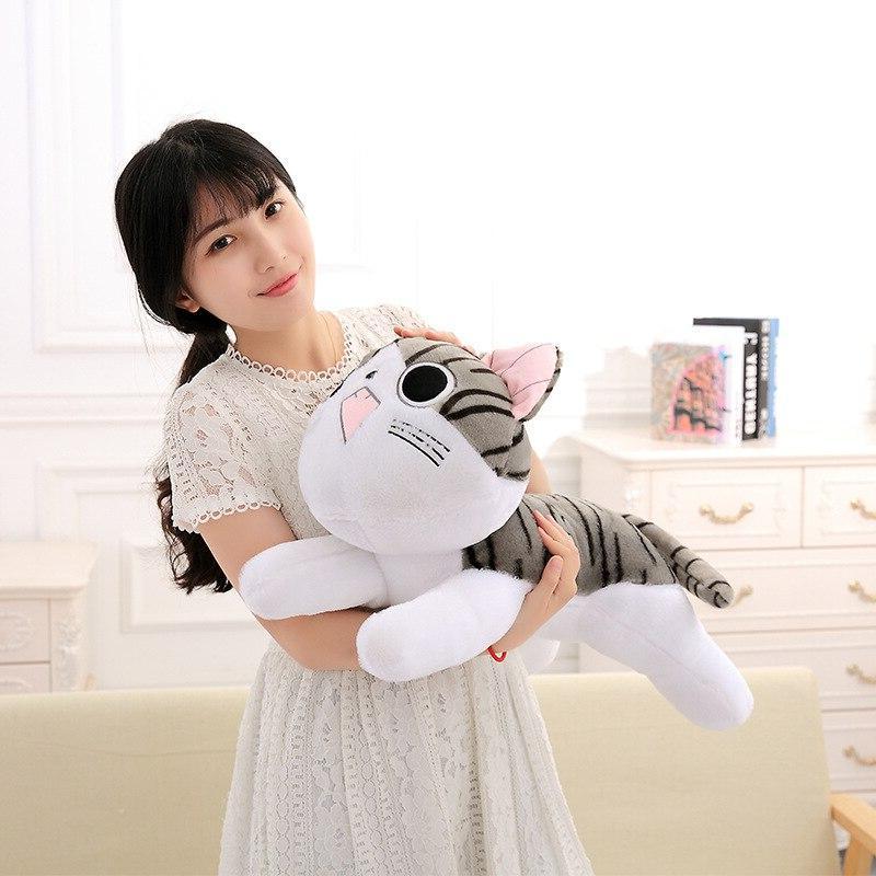 4 Styles Plush Chi's <font><b>Cat</b></font> Stuffed Doll Animal Dolls Cheese Stuffed For