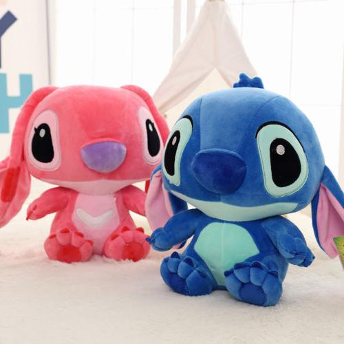40cm Lilo and Stitch Plush Stuffed Figure BDay