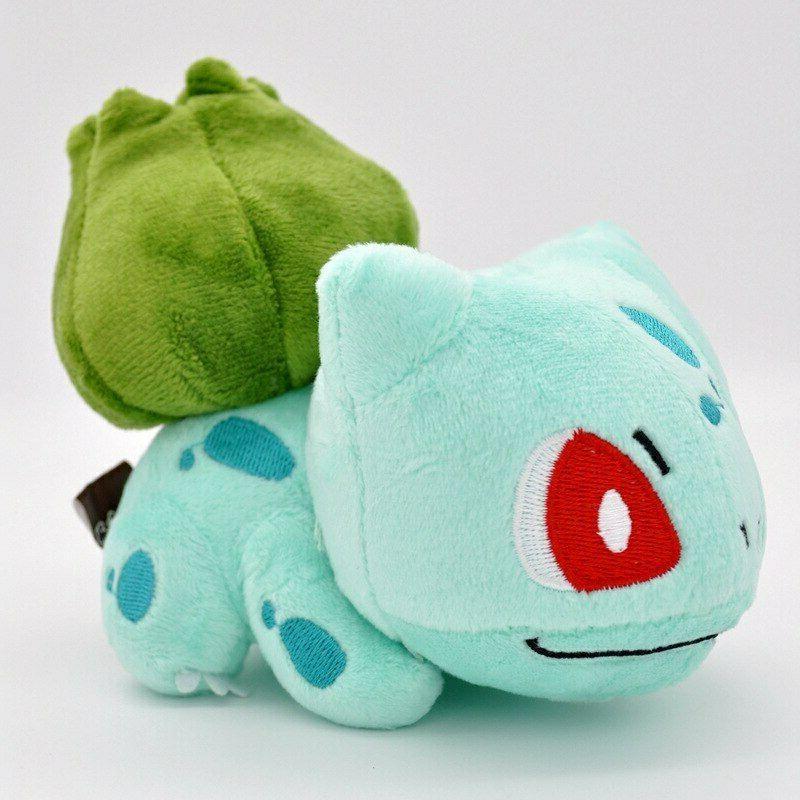 4PCS Pokemon Toys Charmander Soft Stock