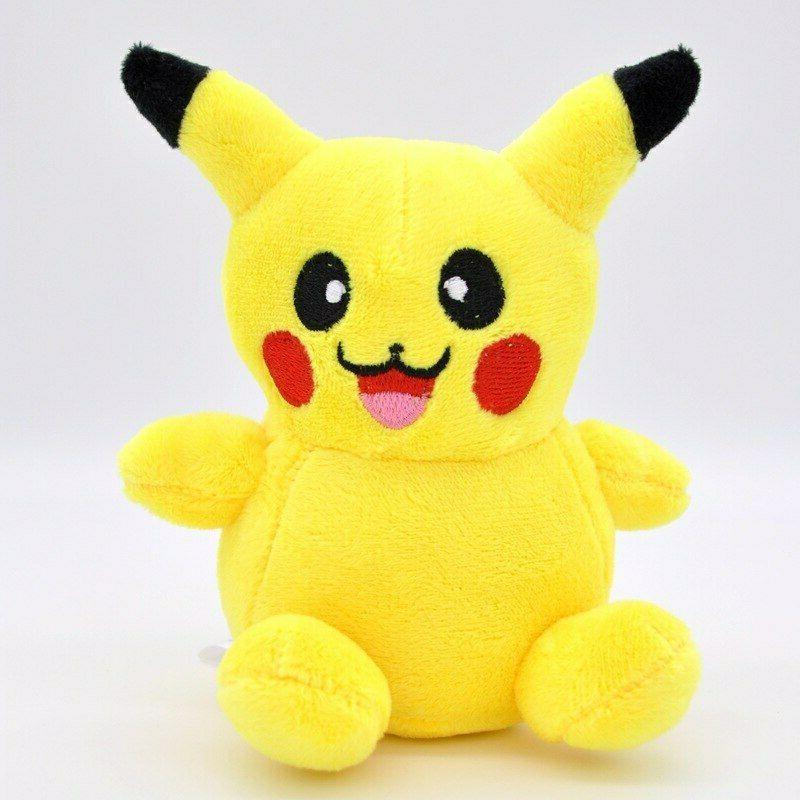 4PCS Set Pokemon Toys Charmander Soft Stock