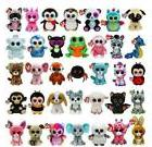 68 Styles Ty Beanie Boos Big Eyes Bat Cat Deer Dog Fox Koala