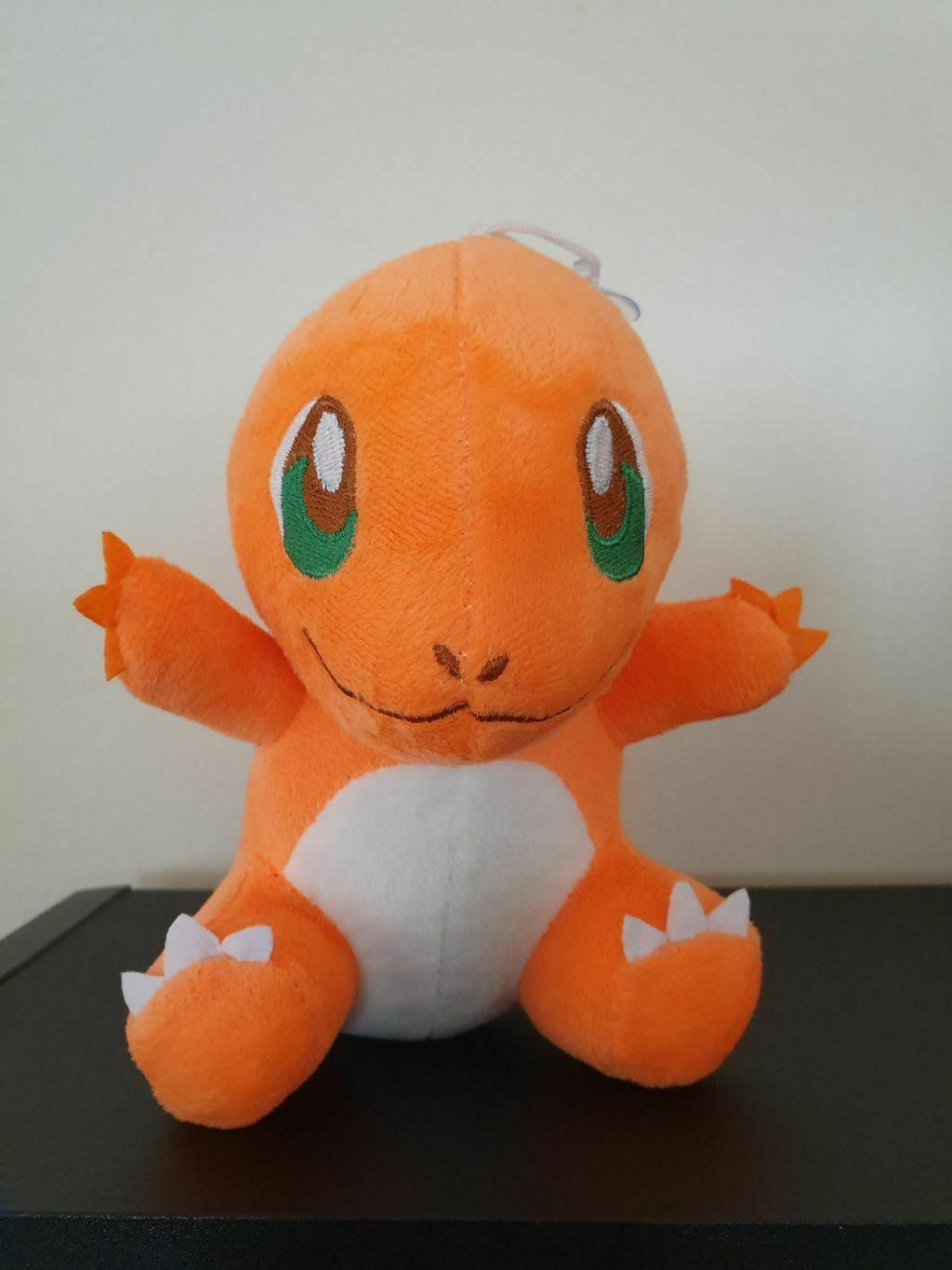 7 pokemon charmander plush soft toy stuffed