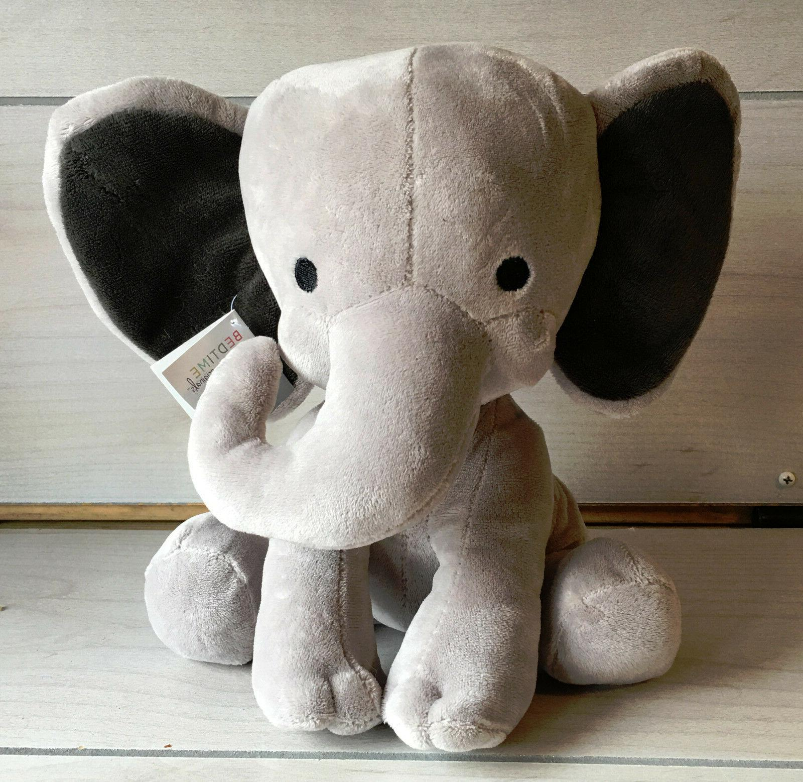 "A47 Bedtime Originals Humphrey Elephant Plush! 12"" Stuffed T"