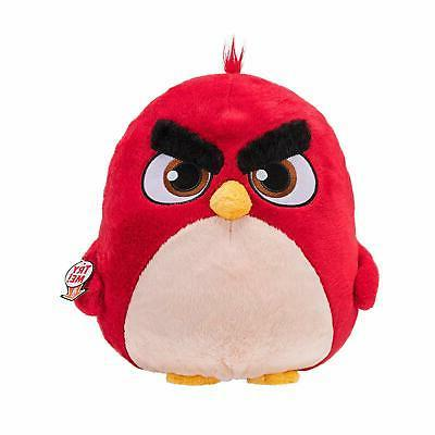 Angry Birds 8 Inch DELUXE Plush Toy Grandpa Pig with Moustac