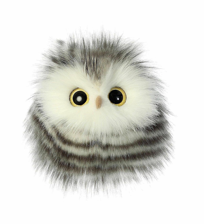 Aurora World Aderyn Owl Luxe Boutique Plush Toy