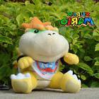 "Bowser Jr. 6"" Super Mario Bros Plush Toy Cuddly Nintendo Stu"