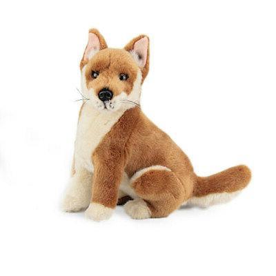 """Dingo dog soft plush toy BYRON 10""""/25cm stuffed animal Bocch"""