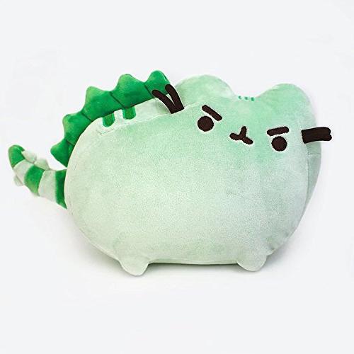 GUND Cat Green,