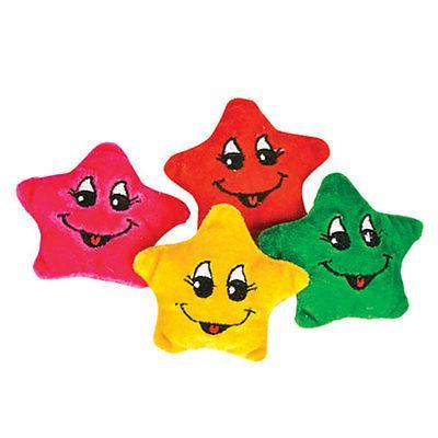 Generic Value Plush - STARS  - New Stuffed Animal Toy