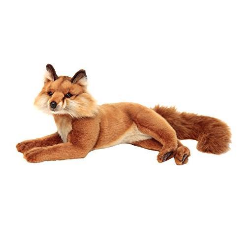 "Hansa Red Fox 15.5"" Plush"